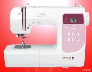 Astralux H 30a, универсальная швейная машина.