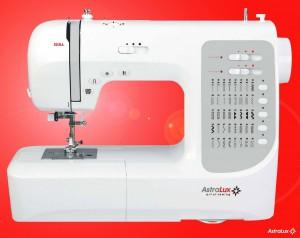 Astralux H 10, универсальная швейная машина.