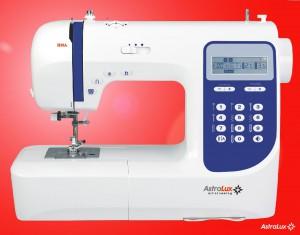 Astralux H 30a, универсальная швейная машина