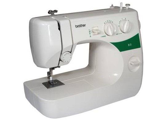 Brother X-3 швейная машина