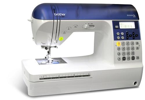 Brother INNOV-'ISE 650 компьютеризированная швейная машина, МИР ШВЕЙНЫХ МАШИН, г. Краснодар, ул. Коммунаров 71, тел: 8-918-633-9-563