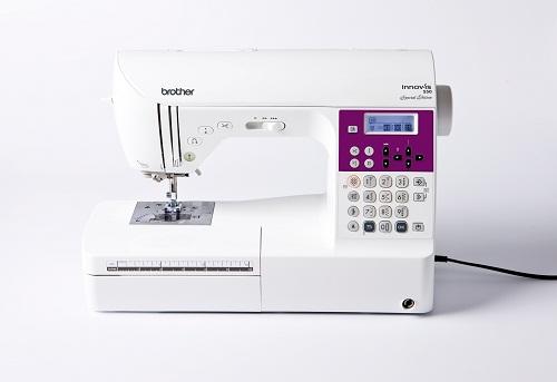 Brother INNOV-'ISE 550 компьютеризированная швейная машина, МИР ШВЕЙНЫХ МАШИН, г. Краснодар, ул. Коммунаров 71, тел: 8-918-633-9-563