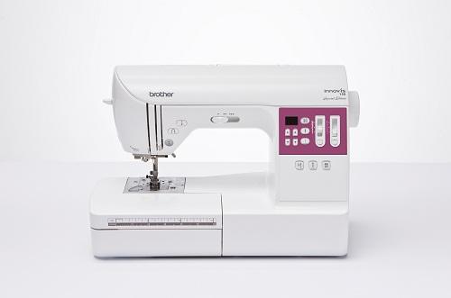 BROTHER INNOV-'IS 150 ( NV 150 ) компьютеризированная швейная машина, МИР ШВЕЙНЫХ МАШИН, г. Краснодар, ул. Коммунаров 71, тел: 8-918-633-9-563